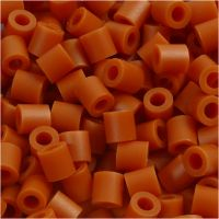 PhotoPearls, size 5x5 mm, hole size 2,5 mm, redbrown (5), 6000 pc/ 1 pack