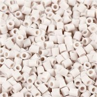 PhotoPearls, size 5x5 mm, hole size 2,5 mm, light grey (10), 6000 pc/ 1 pack