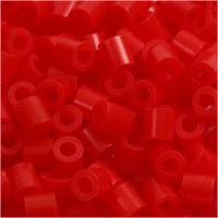 PhotoPearls, size 5x5 mm, hole size 2,5 mm, light red (19), 6000 pc/ 1 pack