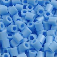 PhotoPearls, size 5x5 mm, hole size 2,5 mm, pastel blue (23), 6000 pc/ 1 pack
