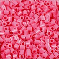PhotoPearls, size 5x5 mm, hole size 2,5 mm, antique pink (25), 6000 pc/ 1 pack