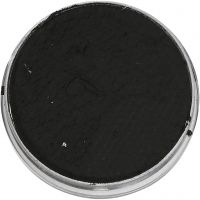 Water-based Face Paint, black, 3,5 ml/ 1 pack