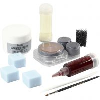 Wound Face Painting Kit, 1 set