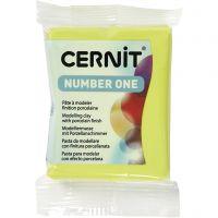 Cernit, lime green (601), 56 g/ 1 pack