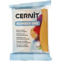 Cernit, yellow ochre (746), 56 g/ 1 pack