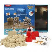 Sandy Clay®, castle, 1 set