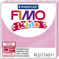 FIMO® Kids Clay, rose, 42 g/ 1 pack
