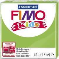 FIMO® Kids Clay, light green, 42 g/ 1 pack