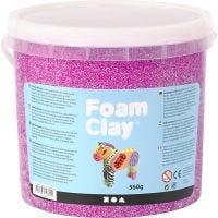 Foam Clay®, neon purple, 560 g/ 1 bucket
