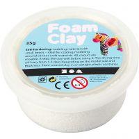Foam Clay®, white, 35 g/ 1 tub