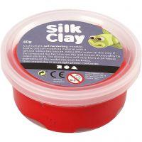 Silk Clay®, red, 40 g/ 1 tub