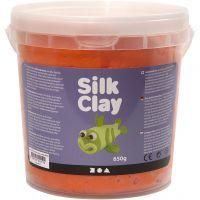 Silk Clay®, orange, 650 g/ 1 bucket