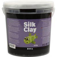 Silk Clay®, black, 650 g/ 1 bucket