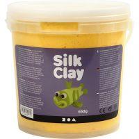 Silk Clay®, yellow, 650 g/ 1 bucket