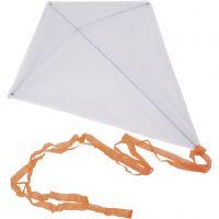 Decorative kite, size 59x70 cm, 10 pc/ 1 pack