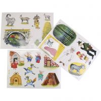 Flano Tales, 3 pc/ 1 pack