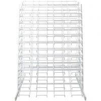 Paper Storage Unit Incl. Base, H: 900 mm, depth 540 mm, size 500x700 mm, 1 set