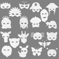 Masks, 64 pc/ 1 pack