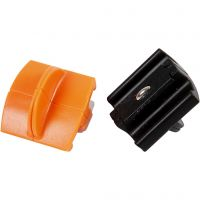 TripleTrack Blades for Fiskars Paper Trimmers, 2 pc/ 1 pack