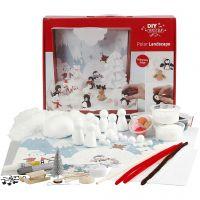 Polar Landscape Kit, 1 set/ 1 box