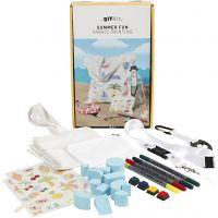 DIY textile kit, 1 set
