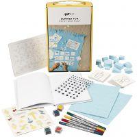 DIY paper kit, 1 set
