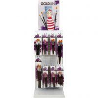 Gold Line Brushes, H: 850 mm, depth 300 mm, W: 400 mm, 96 sales units/ 1 pack