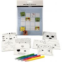 Mini Creative Kit, memory, 1 set