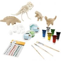Creative kit– Dinosaurs, 1 set