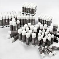 White glue stick, 144 pc/ 1 pack