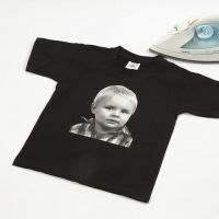 Photo Transfer with Transfer Paper