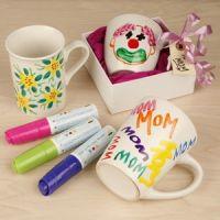 A decorated Mug