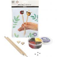 Mini Creative Kit, pencil tops, 1 set