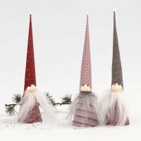 Cone Pixies from Vivi Gade Design Paper and Silk Clay