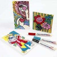 Brilliant Markers for Terracotta