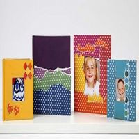 Notebooks with Collage