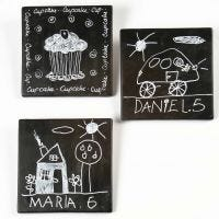 Art Tiles with Drawings