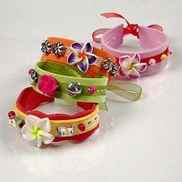 Bracelets made from Foam Rubber