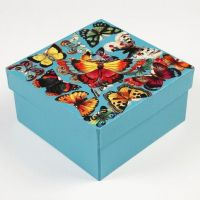 A Decorated Box