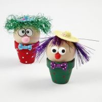 Little Flower Pot Men