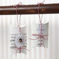 Folding Boxes with Vivi Gade Design Decorations
