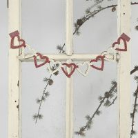A Heart Garland from Vivi Gade