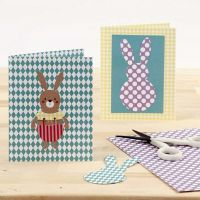 A Greeting Card for Spring and Easter