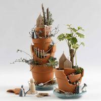 Fairy Garden – a miniature Garden