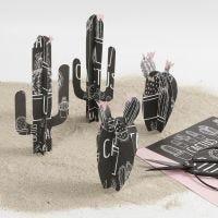 A Cactus made from Vivi Gade Design Paper