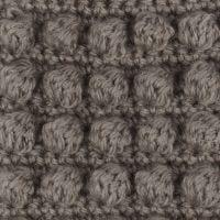 How to crochet Bobble Stitches