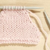 How to decrease Stitches in Knitting