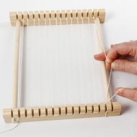 How to assemble and warp a loom